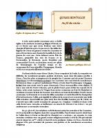 Histoire de la nouvelle commune de Goussainville