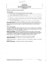 RÉPONSES PERSONNES PUBLIQUES ASSOCIÉES